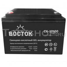 Аккумулятор Восток СХ-12100