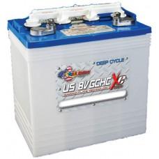 Аккумулятор тяговый U.S. Battery US 8VGCHC XC2