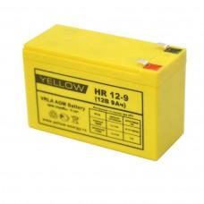 Аккумулятор Yellow HR 12-9
