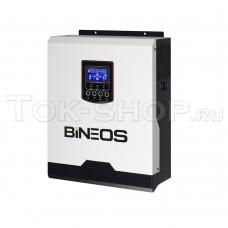 Инвертор BINEOS 3K 3000-24 (PWM контроллер 1000Вт)