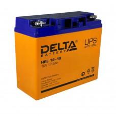 Аккумулятор Delta HRL 12-18