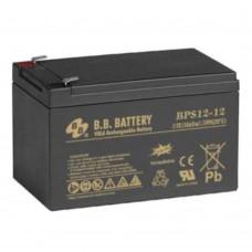 Аккумулятор BB Battery BPS12-12