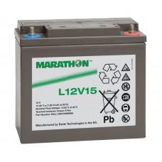 Аккумулятор Marathon (Exide Technologies) L12V15