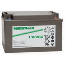 Аккумулятор Marathon (Exide Technologies) L12V80