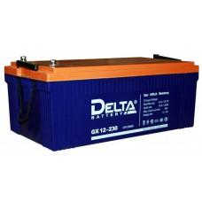 Аккумулятор Delta GX 12-230