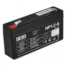 Аккумулятор FOX NP1.2-6