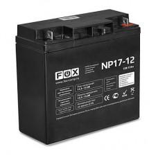 Аккумулятор FOX NP17-12