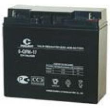 Аккумулятор COSLIGHT 6-GFM-17