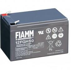 Аккумулятор FIAMM 12FGH50