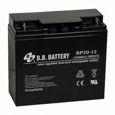 Аккумулятор BB Battery BP20-12