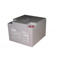 Аккумулятор FIAMM 12 SP 26 *