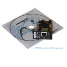 Inelt WEB/SNMP адаптер DP-801 (встраиваемый)
