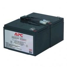 Аккумулятор Аналог APC RBC6