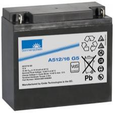 Аккумулятор Sonnenschein A 512/16.0 G5