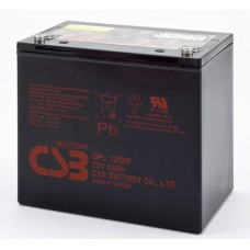 Аккумулятор CSB GPL 12520