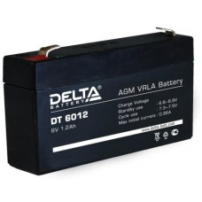 Аккумулятор Delta DT 6012