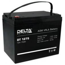 Аккумулятор Delta DT 1275