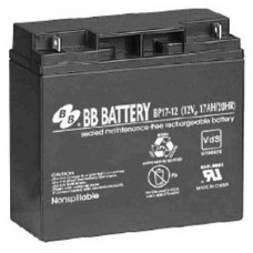 Аккумулятор BB Battery BP17-12