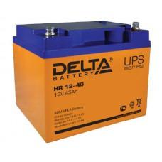 Аккумулятор Delta HR 12-40