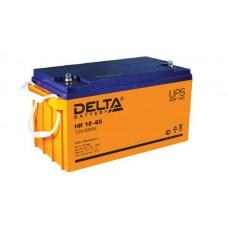 Аккумулятор Delta HR 12-65