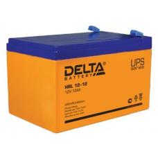 Аккумулятор Delta HRL 12-12