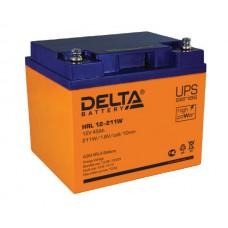 Аккумулятор Delta HRL 12-211W