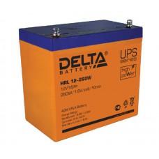 Аккумулятор Delta HRL 12-260W