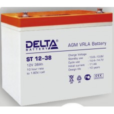 Аккумулятор Delta ST12-38