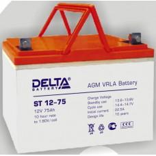 Аккумулятор Delta ST12-75