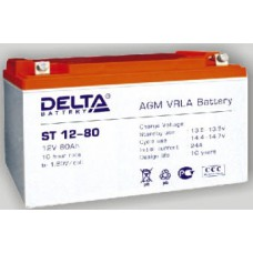 Аккумулятор Delta ST12-80