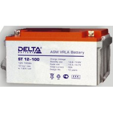 Аккумулятор Delta ST12-100