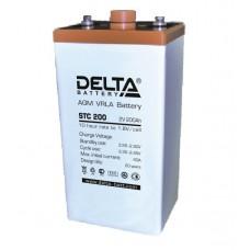 Аккумулятор Delta STC200