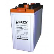 Аккумулятор Delta STC800
