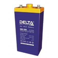 Аккумулятор Delta GSC200
