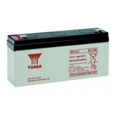 Аккумулятор Yuasa NP 2.8-6