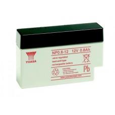 Аккумулятор Yuasa NP 0.8-12