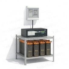 "Комплект im07 // МАП SIN Pro ""Энергия"" 4.5/48 + 4 Delta FTS 12-125"