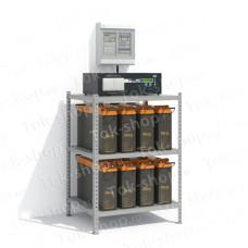 "Комплект im12 // МАП SIN Pro ""Энергия"" 6.0/48 + 8 Delta FTS 12-125"