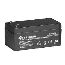 Аккумулятор BB Battery BP3-12