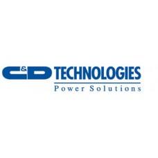 Аккумулятор C&D Technologies UPS12-475MRX