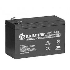 Аккумулятор BB Battery BP7.5-12