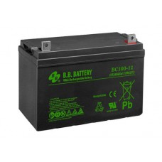 Аккумулятор BB Battery BC 100-12