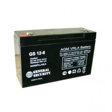 Аккумулятор General Security GS 12-6