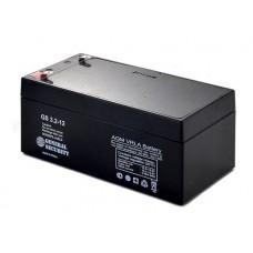 Аккумулятор General Security GS 3,2-12