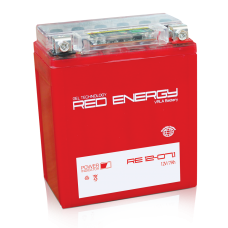 Аккумулятор RED ENERGY RE 1207.1