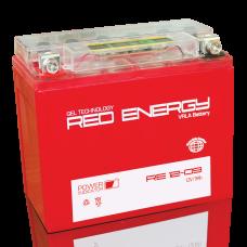 Аккумулятор RED ENERGY RE 1209