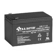 Аккумулятор BB Battery HR15-12