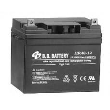 Аккумулятор BB Battery HR40-12