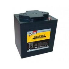 Аккумулятор тяговый Zelus GB6-200