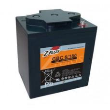 Аккумулятор тяговый Zelus GBC6-180